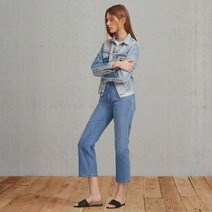 Kick Flare Jeans by Levis Made and Crafted